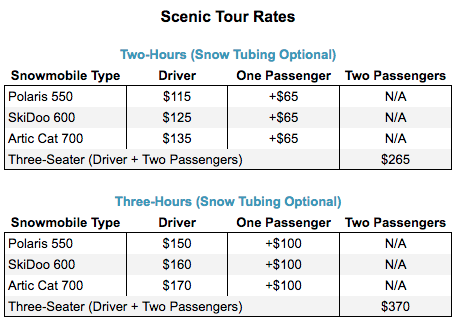 Scenic-Snowmobile-Tour-Rates